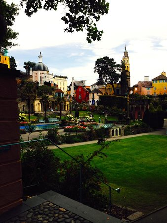 Hotel Portmeirion: the village