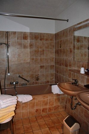 Schwarzwaldhotel Ruhbühl: Bath
