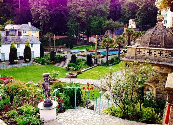 Hotel Portmeirion: grounds