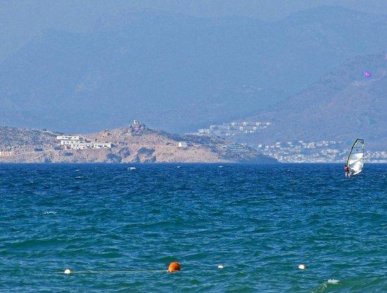 Horizon Beach Resort: l'ile de Pserimos et la Turquie