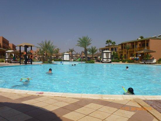 LABRANDA Aqua Fun Club marrakech: piscine chambre 4000