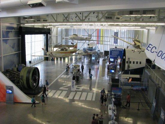 Future of Flight Aviation Center & Boeing Tour: Gallery of Future of Flight Aviation