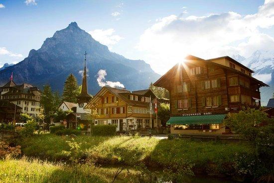Hotel Zur Post Kandersteg Schweiz