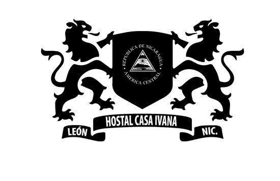Hostal Casa Ivana: Logo