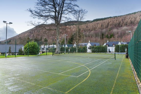 The Kenmore Club: Tennis Courts