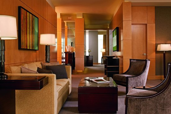 The Ritz-Carlton, Charlotte: Hotel Suite