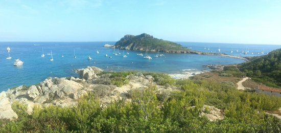 View to Cap Taillat