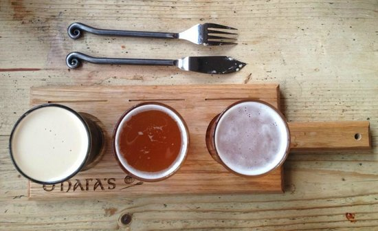 Johnnie Fox's Pub : My tasty 'starter'?!