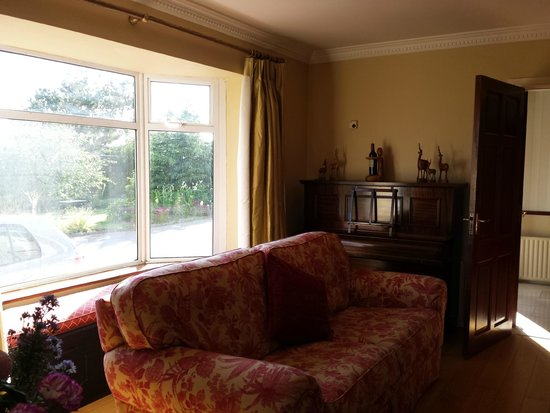 Harbour Hill Farm: TV/Sitting room