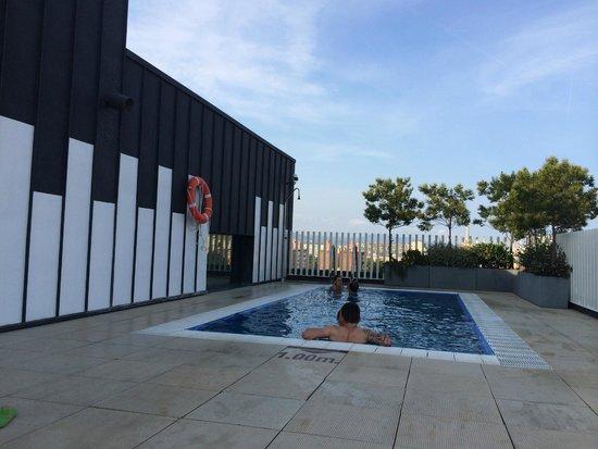 Vincci Bit: piscine