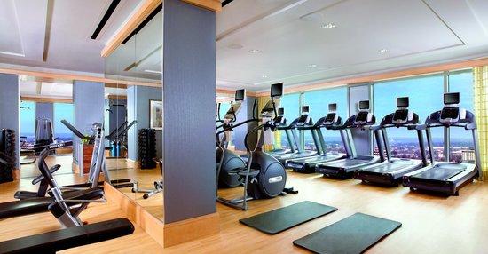 The Ritz-Carlton, Charlotte: Fitness Center