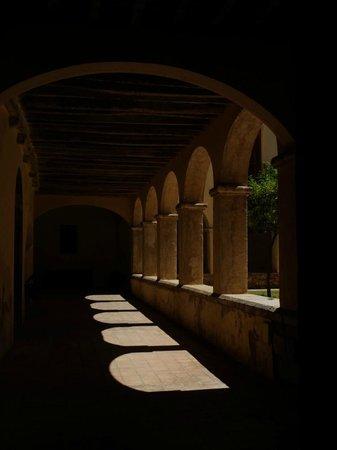 Casa Convent Peralada : le cloitre
