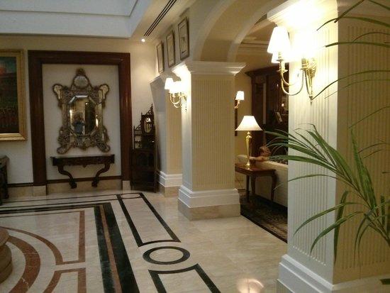 The Imperial Hotel: A beautiful corner