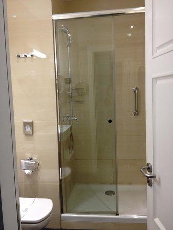 Hotel Zenit Budapest Palace: Bathroom