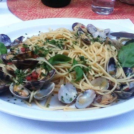 la Montanara: Bardzo smakowało mi to danie. Było doskonałe.
