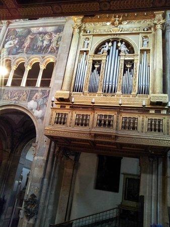 Cattedrale di Parma: L' organo principale