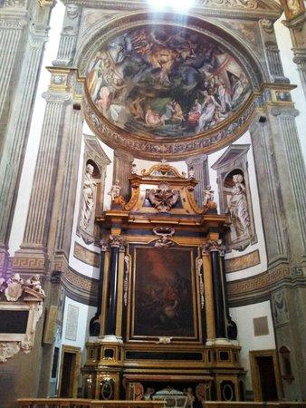Cattedrale di Parma: Cappella votiva