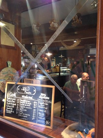 Cantina Do Spade: La vetrina!