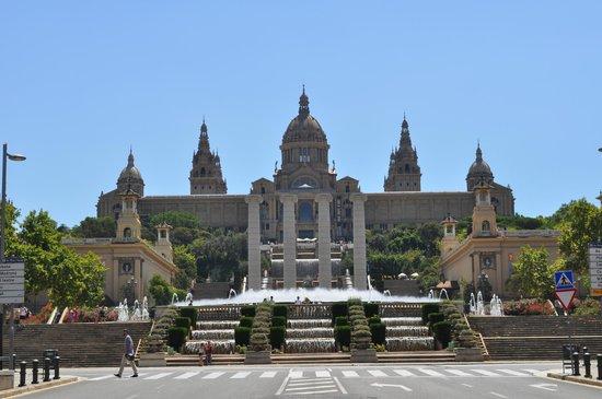 Museu Nacional d'Art de Catalunya: MNAC Barcelone