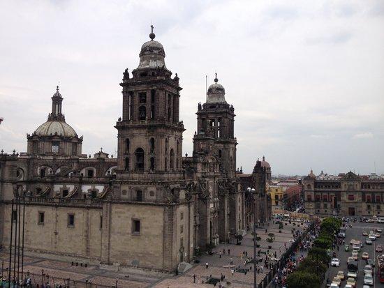 Hotel PF : Catedral, en Zócalo