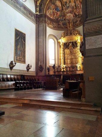 Cattedrale di Parma: Altra cappella laterale
