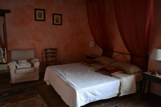 Castello Valenzino: Appart Spello