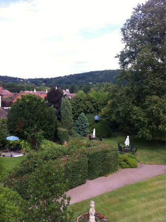 Colwall Park - Hotel, Bar & Restaurant: Our beautiful view from room 28