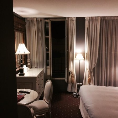 Hotel Villa Mazarin: Our room
