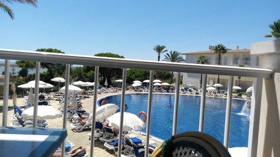 Garden Playanatural Hotel & Spa: piscina de abajo