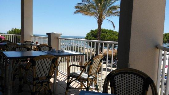 Garden Playanatural Hotel & Spa: desde el chiringuito