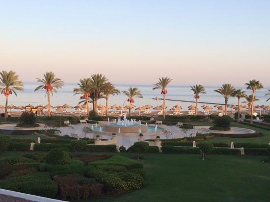 Baron Resort Sharm El Sheikh: fountain