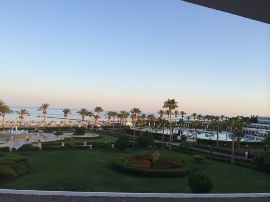 Baron Resort Sharm El Sheikh: room with a view!