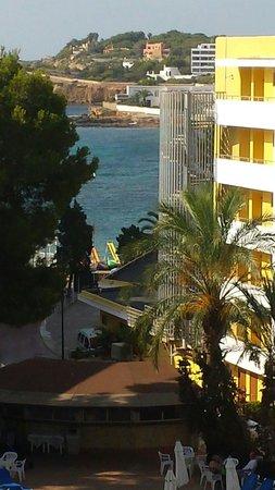 azuLine Hotel Coral Beach: View
