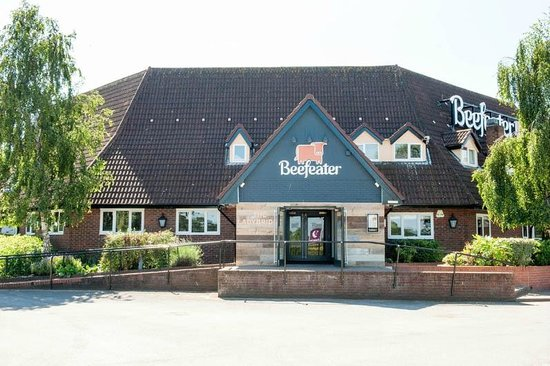 The Ladybridge Beefeater