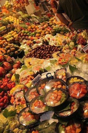 Mercado de Sant Josep de la Boqueria: mercado