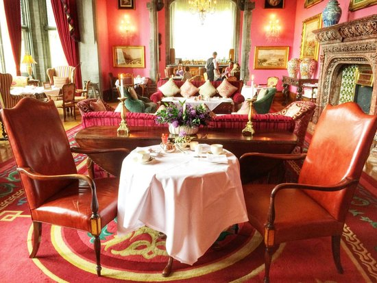 Adare Manor Hotel & Golf Resort: The Lounge