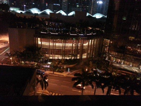 Impiana KLCC Hotel: klcc view