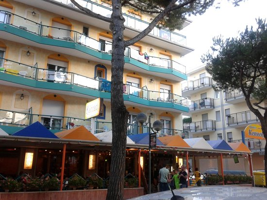 Hotel Kennedy: esterno hotel ottimo