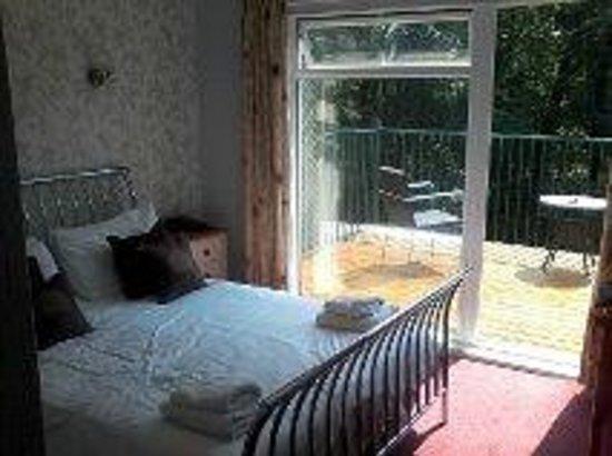 Chainbridge Hotel: Our room