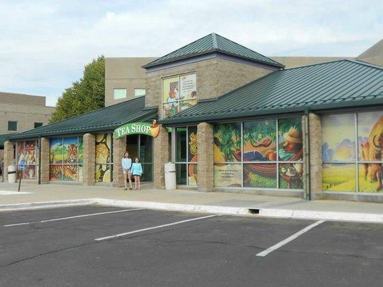 Celestial Seasonings Tea Factory: The Gift Shop