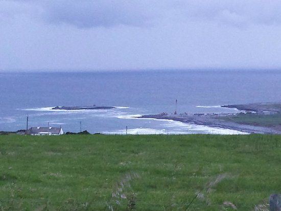 Sea Haven B&B: View of the North Atlantic Ocean from R478