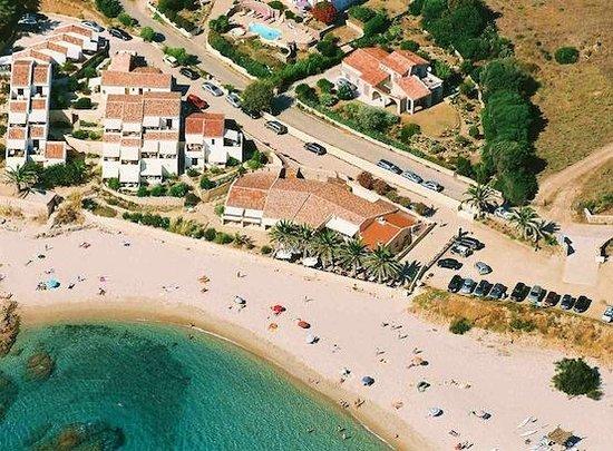 Motel Ta Kladia: vue d'ensemble