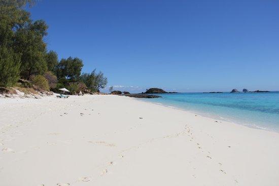 Constance Tsarabanjina : Una spiaggia da sogno