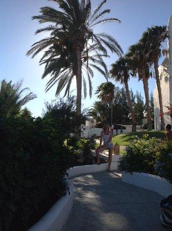 Club Jandia Princess Hotel: le vie del villaggio