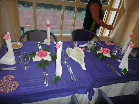 Hôtel Riviera Resort : our Anniversary <3