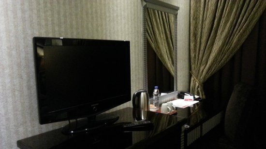 Abjar Grand Hotel: Room