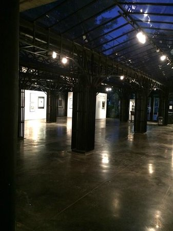 Museo de Artes Plasticas Eduardo Sivori: Interior Museo Eduardo Sivori