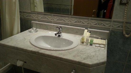 Abjar Grand Hotel: Bathroom