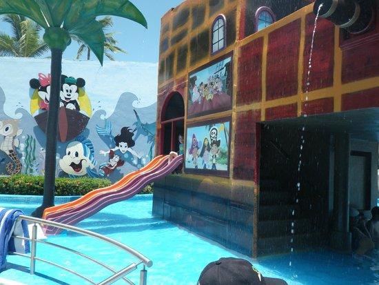 Crown Paradise Club Puerto Vallarta: kids pool
