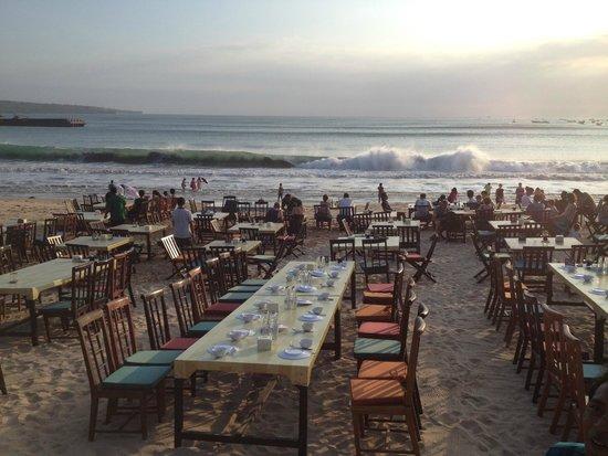 """Ganesha Cafe: Вид и ресторана """"Ганеша"""""""